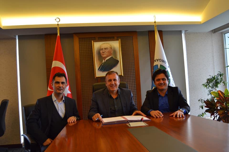 Trabzon Arsin OSB, Özel Arsev Evde Bakım ve Sağlık Hizmetleri ile Protokol İmzaladı